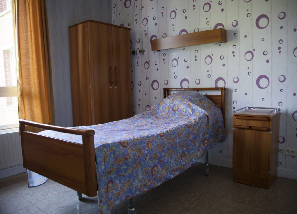 Chambre simple EHPAD Abbé Lefrançois
